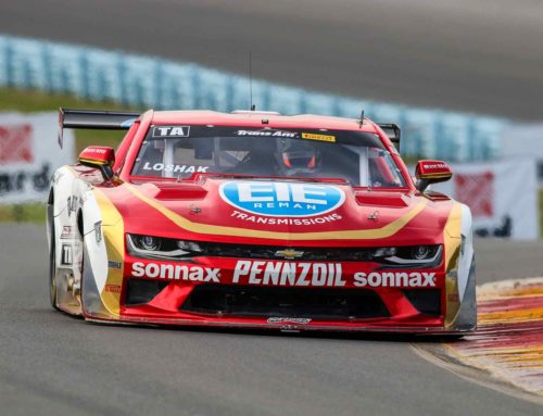 Tomy Drissi Victorious in Trans Am Series Race at Watkins Glen